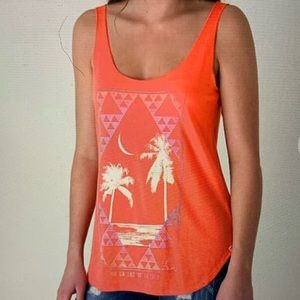 Billabong Hot Coral tank